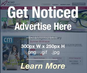 CM Magazine Advertisement